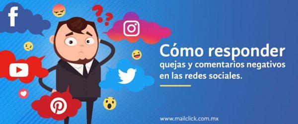 Cómo responder quejas y comentarios negativos en las redes sociales