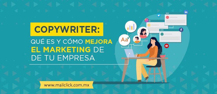 Descubre aquí qué es un copywriter y cómo mejora el marketing de tu empresa