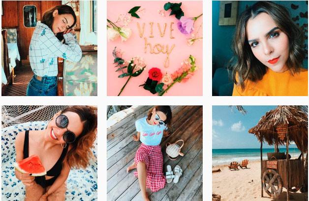 Edición de fotos para Instagram