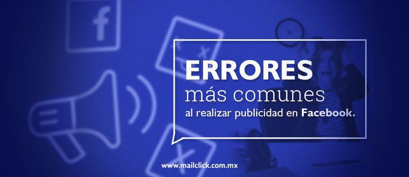 portada 10 errores comunes al realizar publicidad en facebook