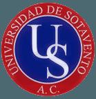 Logo de la Universidad de Sotavento, Universidad a la que nuestra agencia de marketing digital le proporciona consultoría y gestión de redes sociales