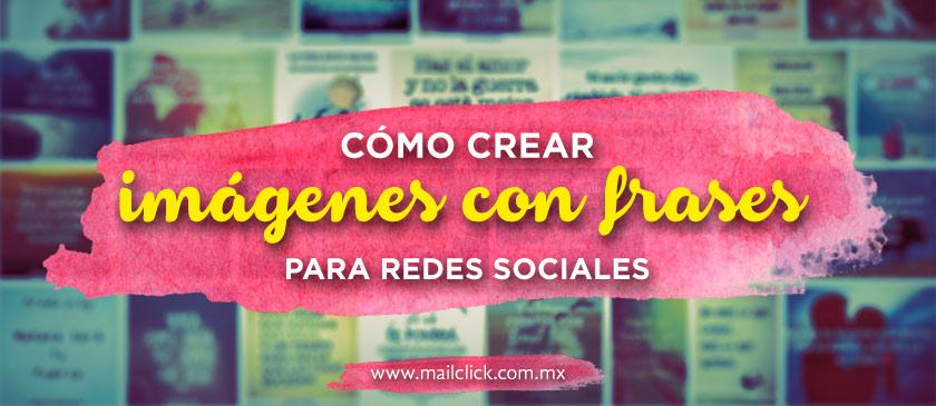 Cómo Crear Imágenes Con Frases Para Redes Sociales Agencia