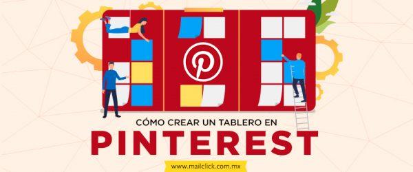 Portada del artículo ¿Cómo crear un tablero en Pinterest? [Tutorial]