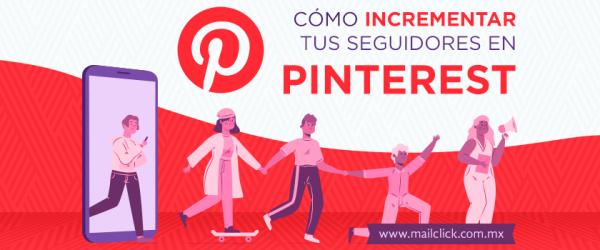 Portada del artículo ¿Cómo incrementar seguidores en Pinterest?
