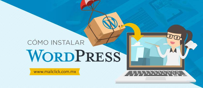Esta es una guía de cómo instalar WordPress paso a paso tutorial 2018