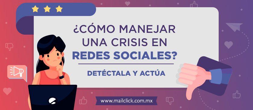 ilustración representativa de como enfrentar una crisis en redes sociales
