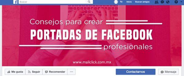 Consejos para crear portadas de Facebook profesionales