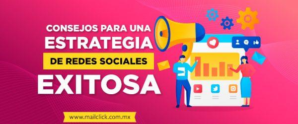 Portada del artículo: Consejos para una estrategia de redes sociales exitosa
