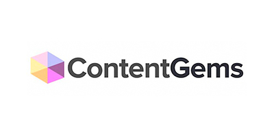 Logo de Content Gems