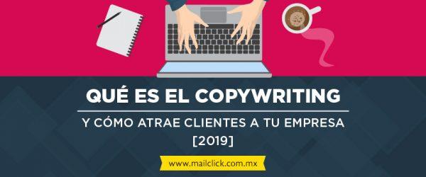 Qué es el copywriting y cómo atrae clientes a tu empresa
