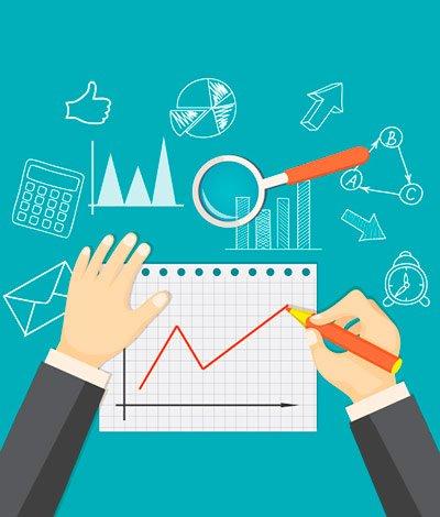 Sección servicios de marketing online