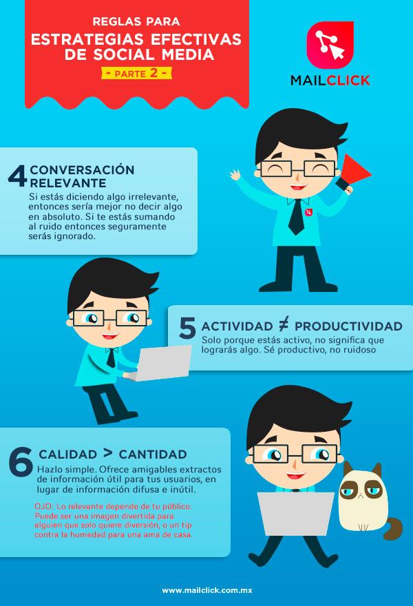 3 consejos para estrategia en social media parte 2