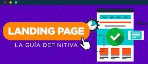 Guía de la landing page