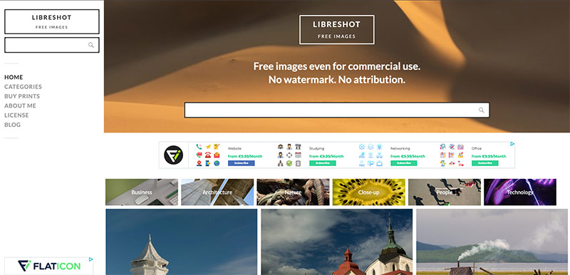 Imágenes gratis de Libre Shot