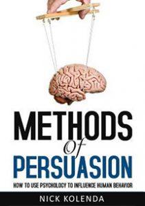 Uno de los mejores libros que paso a paso te enseña cómo usar la psicología para influir en el comportamiento humano