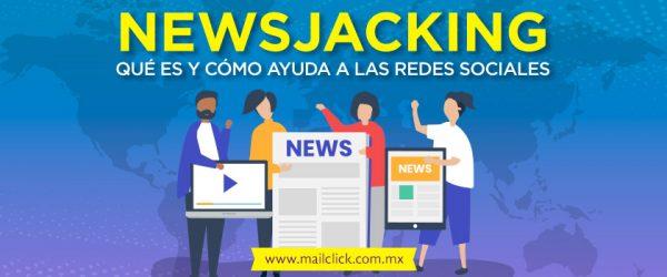 Personas monitoreando noticias para crear newsjacking en redes sociales