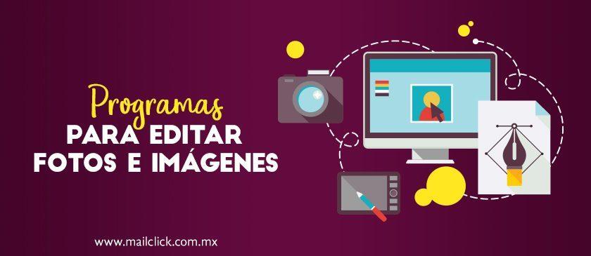 programas para editar fotos e imágenes