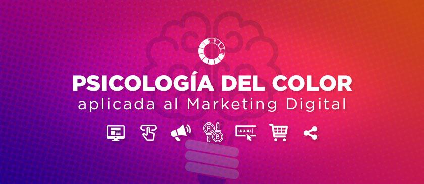 Psicología Del Color Aplicada Al Marketing Digital Agencia