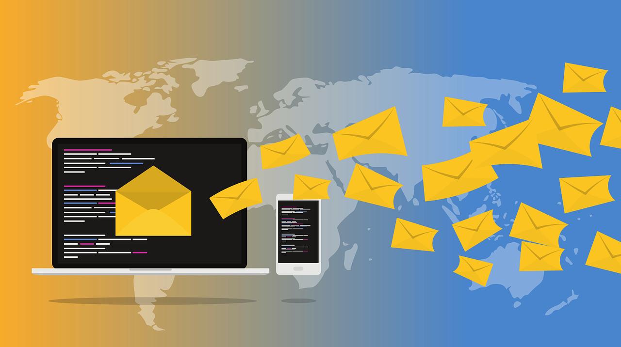 Envío de campañas de mailing desde un ordenador