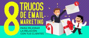 ilustracion de una campaña de Email Marketing