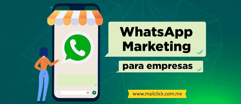 WhatsApp Marketing para empresas