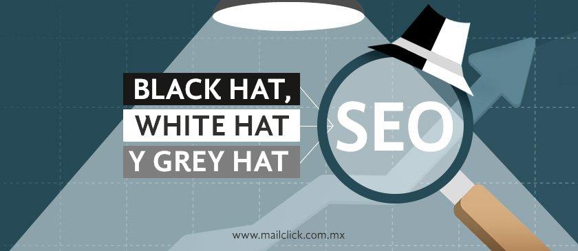Técnicas del SEO: white hat SEO y black hat SEO