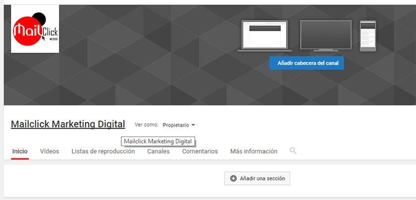 Youtube SEO Optimizar el nombre del canal